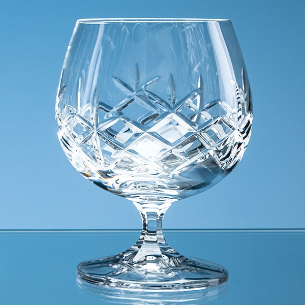 250ml Flamenco Crystalite Full Cut Brandy