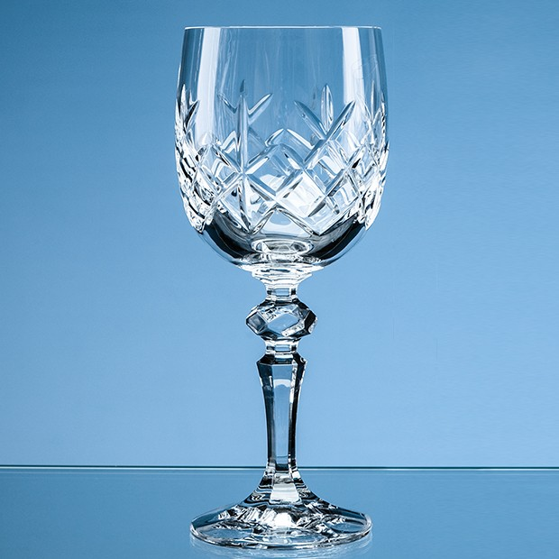 220ml Flamenco Crystalite Full Cut Goblet