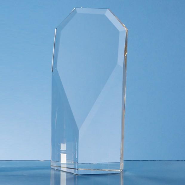 Optical Crystal Facet Shield Award