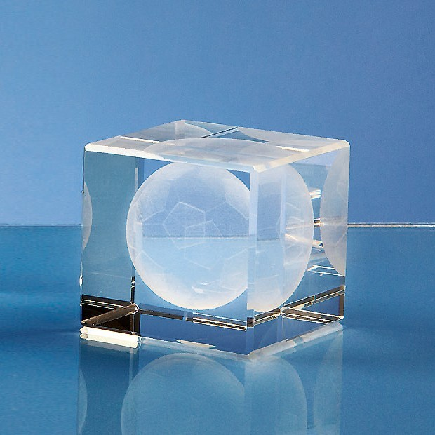 Optical Crystal Cube*
