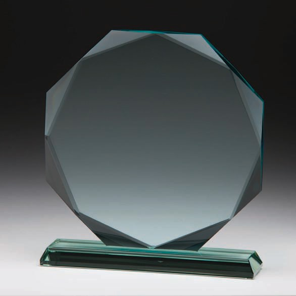 Jade Aspire Crystal Award 150mm