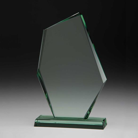 Jade Discovery Crystal Award 190mm