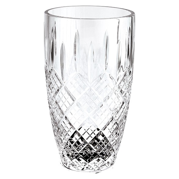 St. Bernica Crystal Vase 190mm