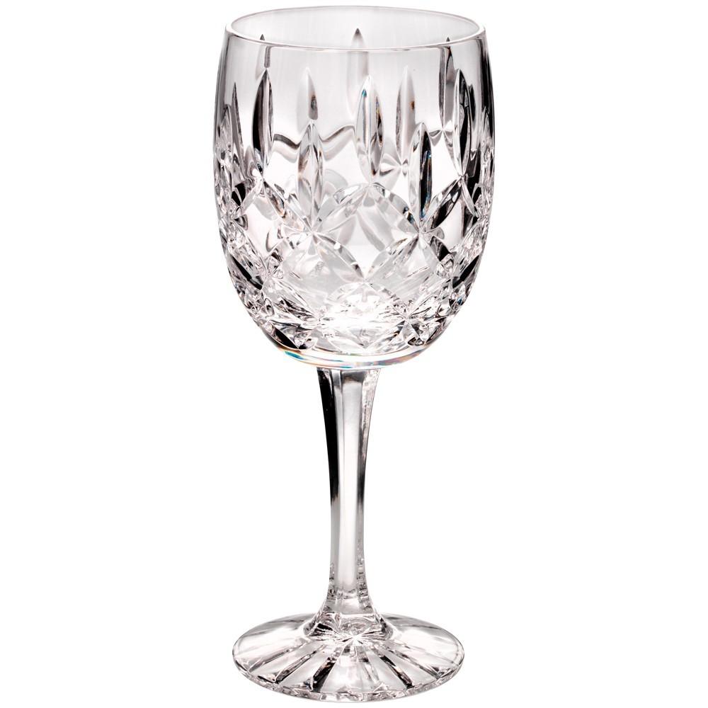 18.5cm 200Ml Classic Wine Glass - Fully Cut