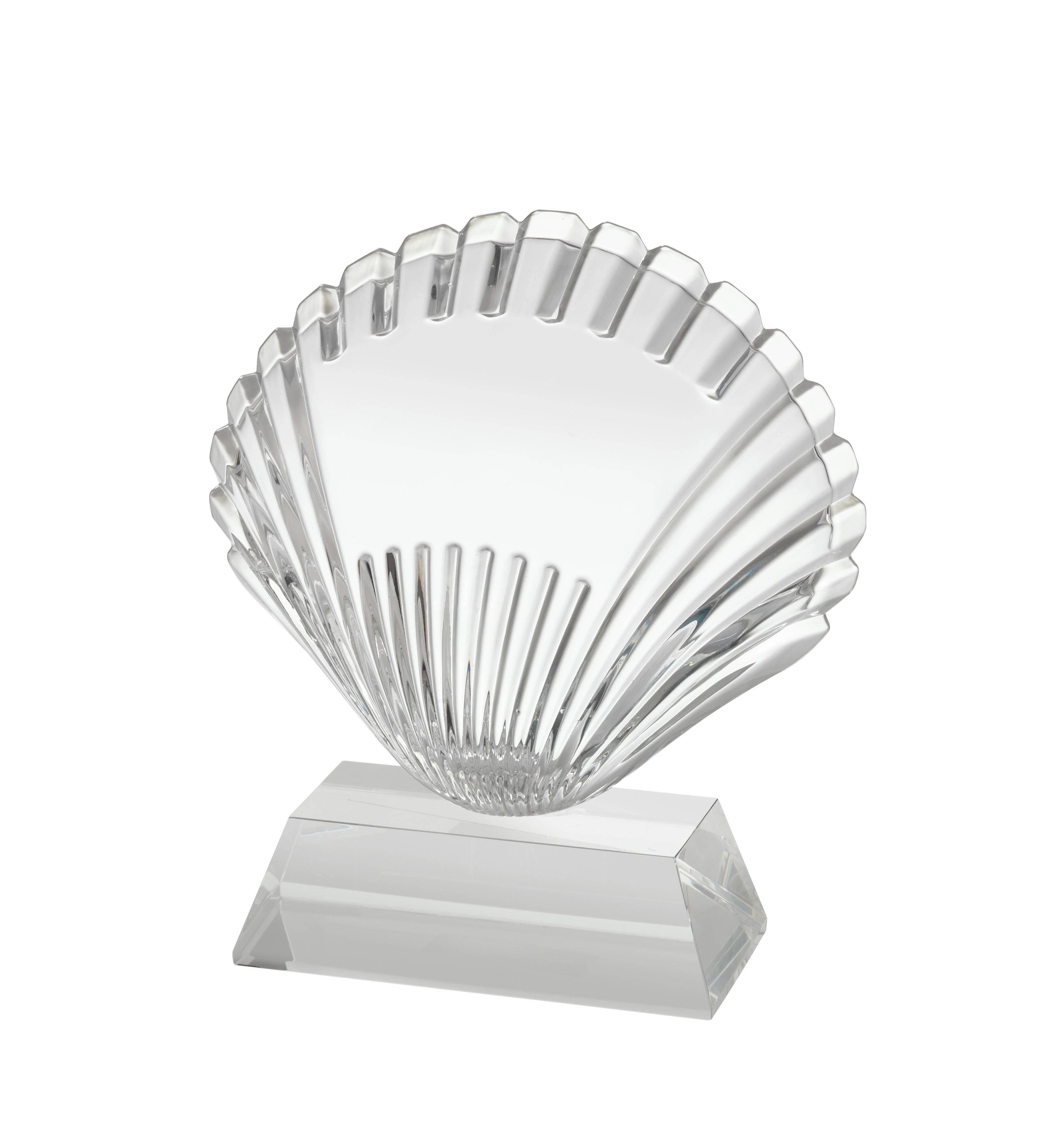 18.75cm Crystal Award in Box