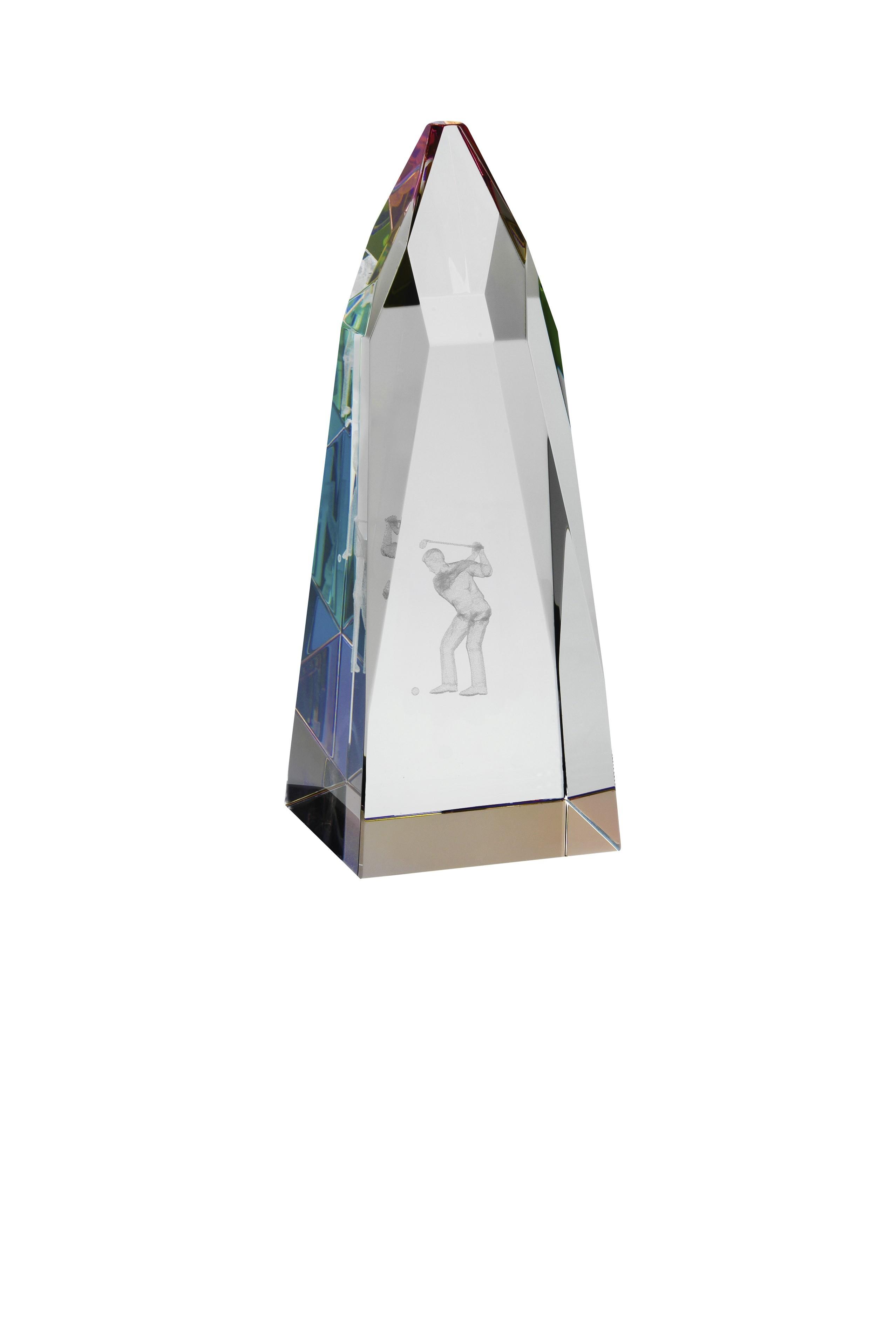 Crystal Golf Award