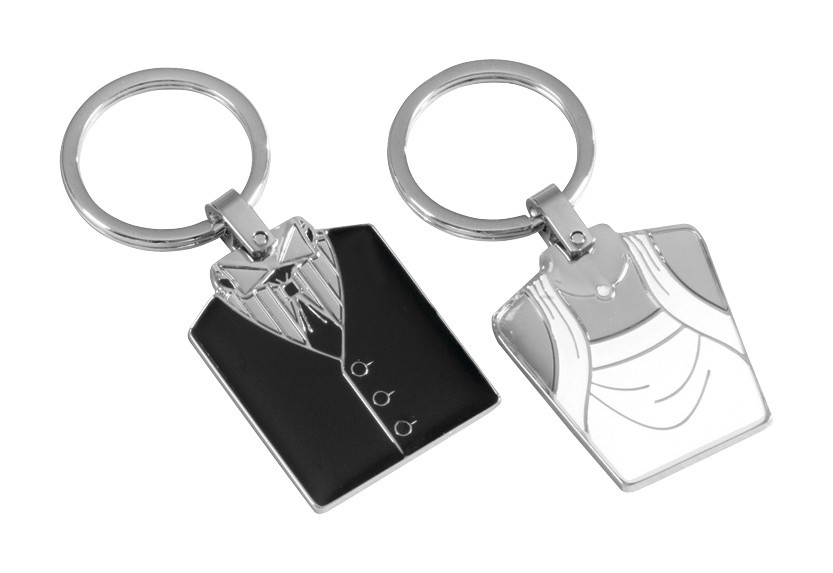 Wedding Key Holder Set