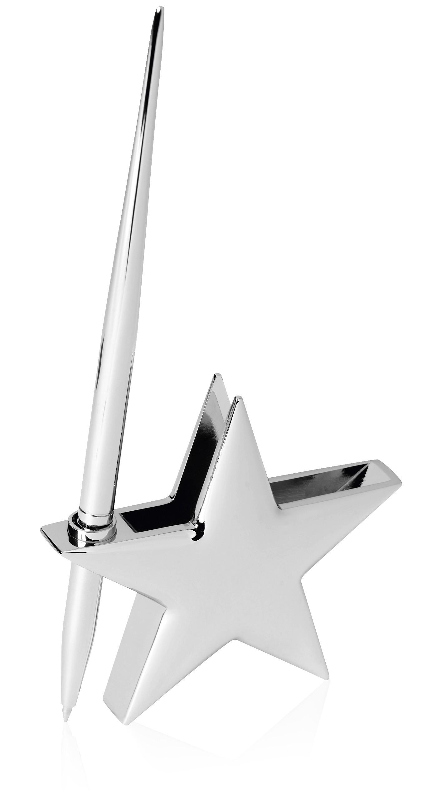 Star Pen & Holder