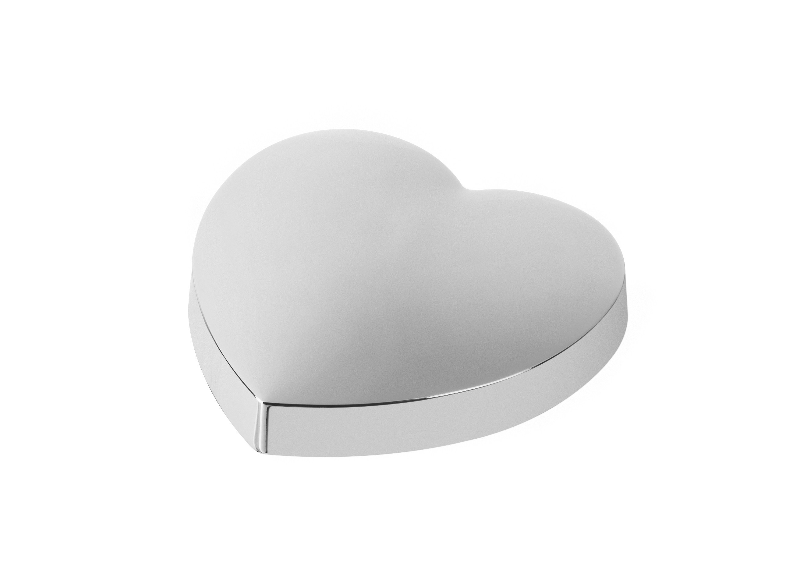 10cm Heart Paperweight