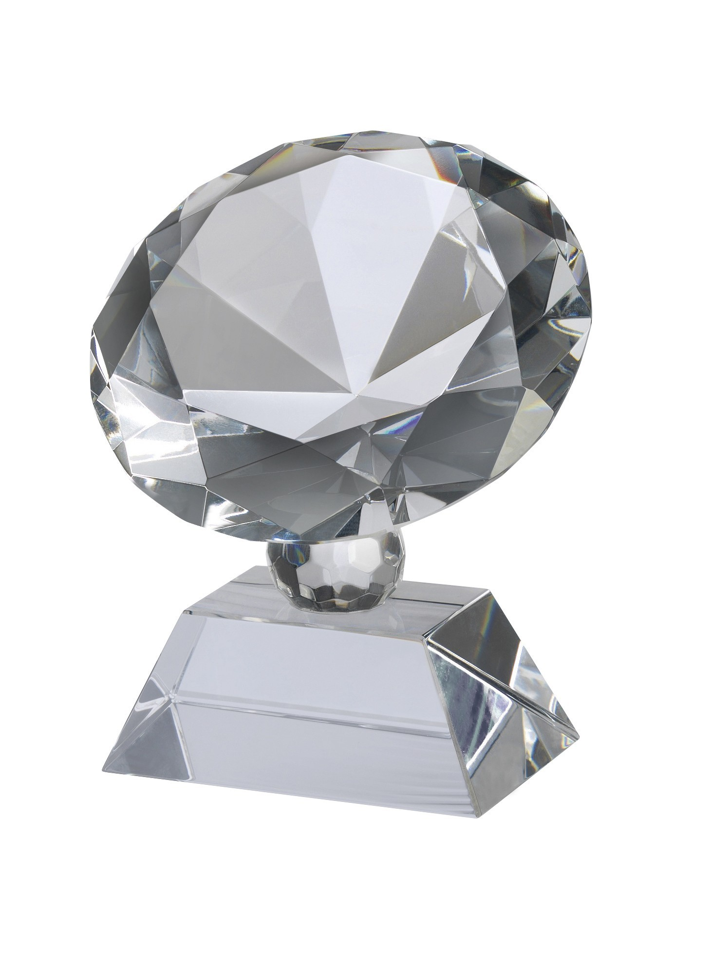 9cm Diamond Award in Box