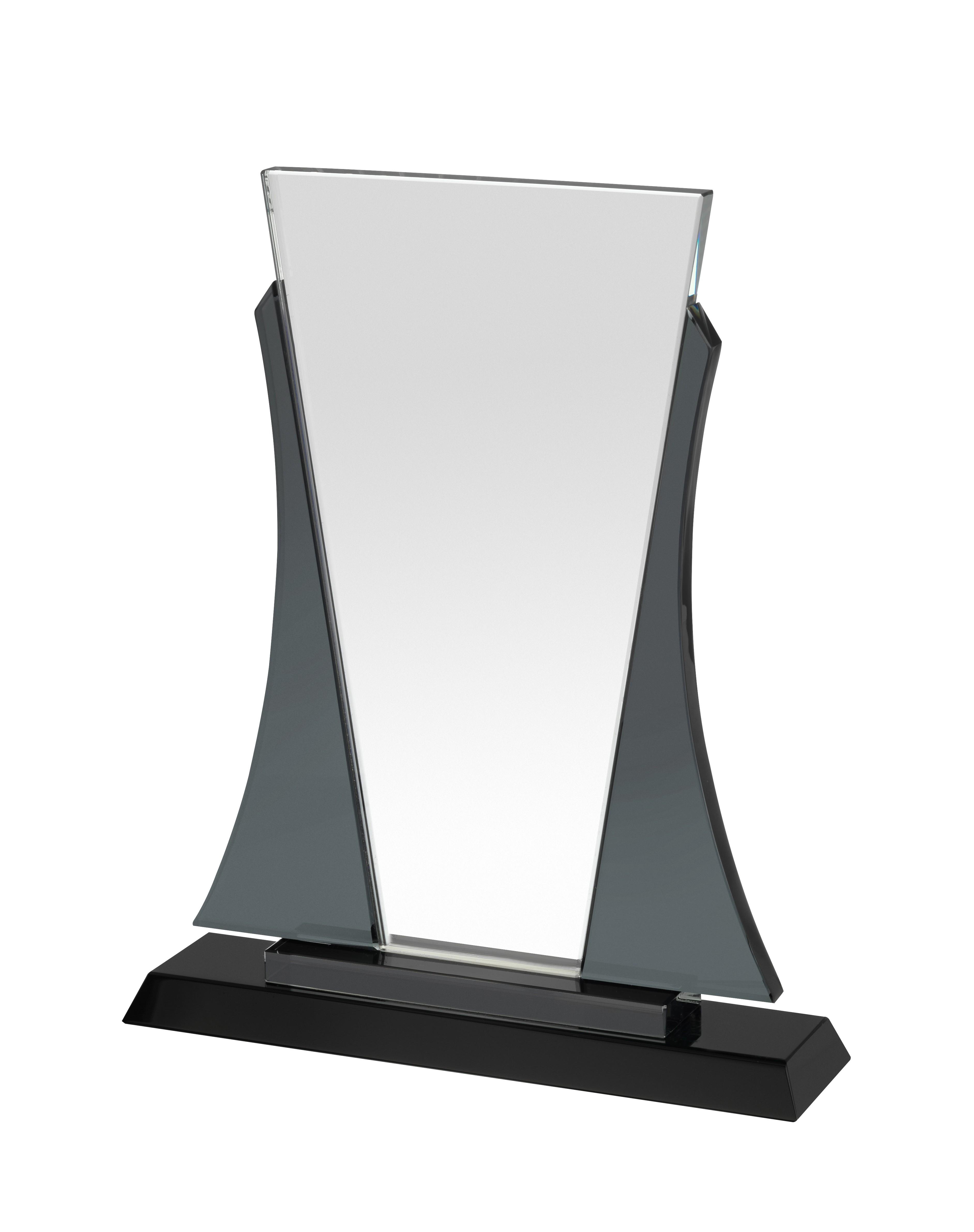 18cm Crystal Award in Box