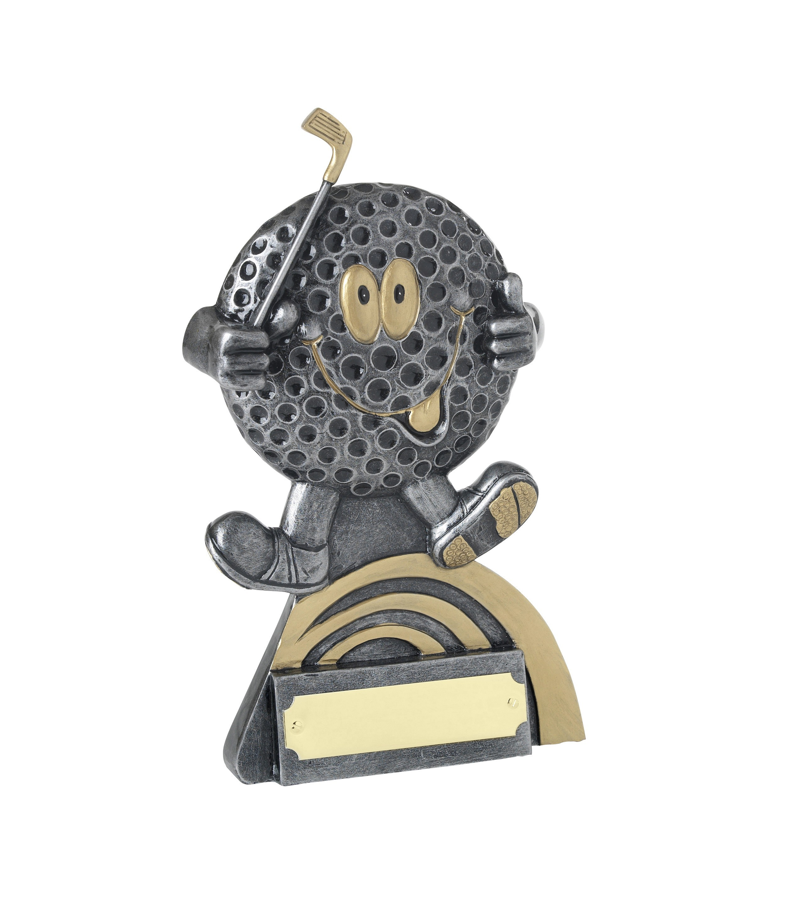 13cm Humerous Golf Award