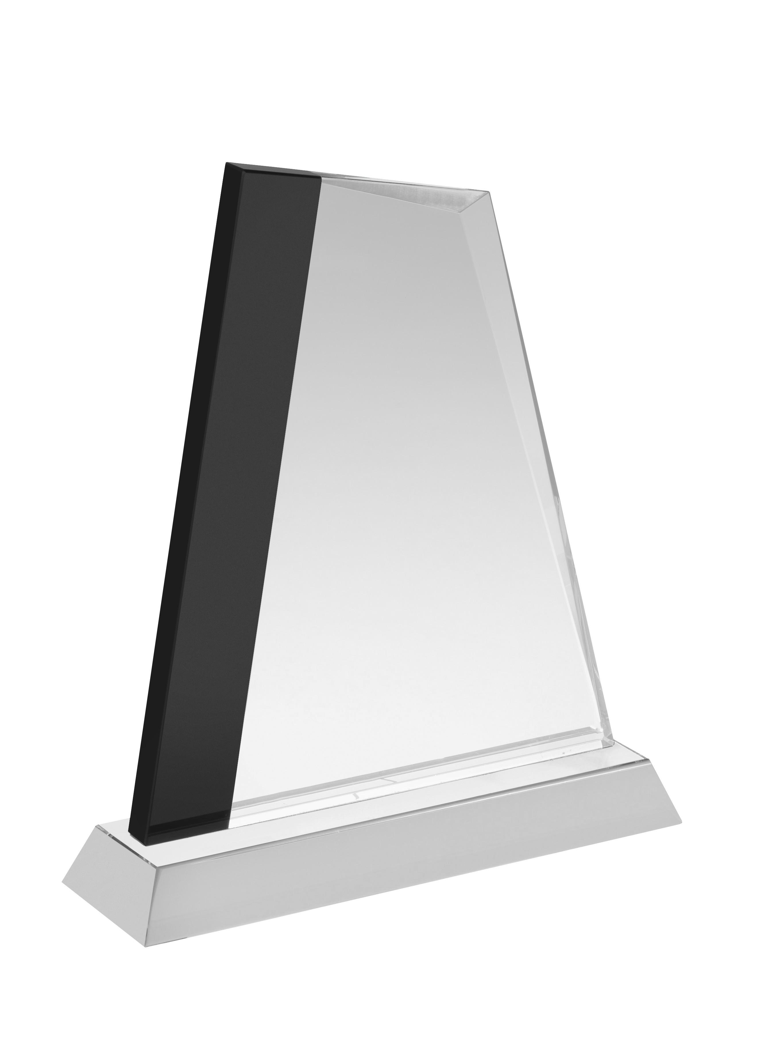 16.25cm Crystal Award in Box