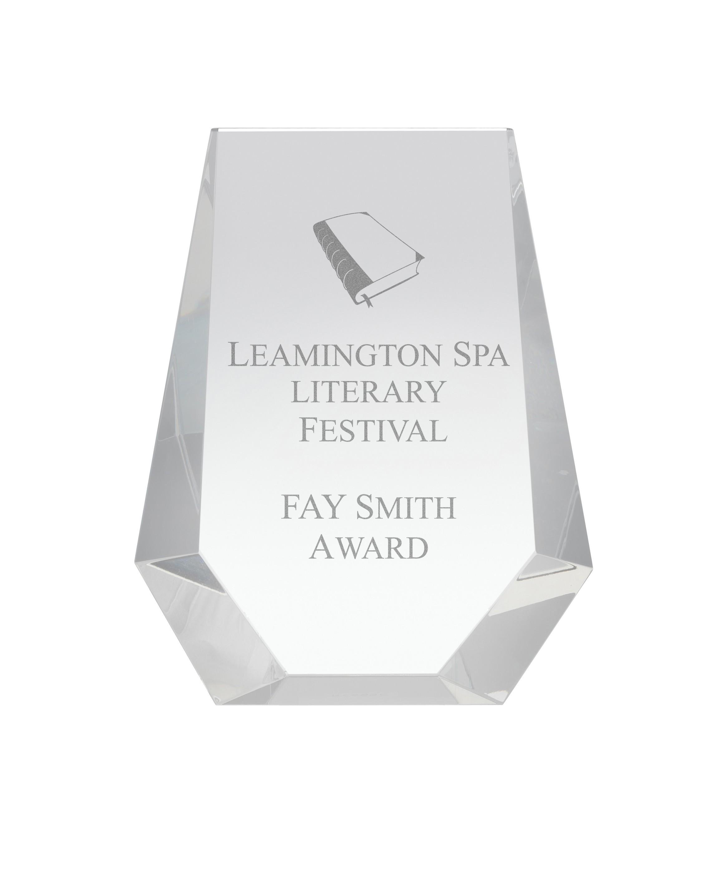 13cm Crystal Award in Box