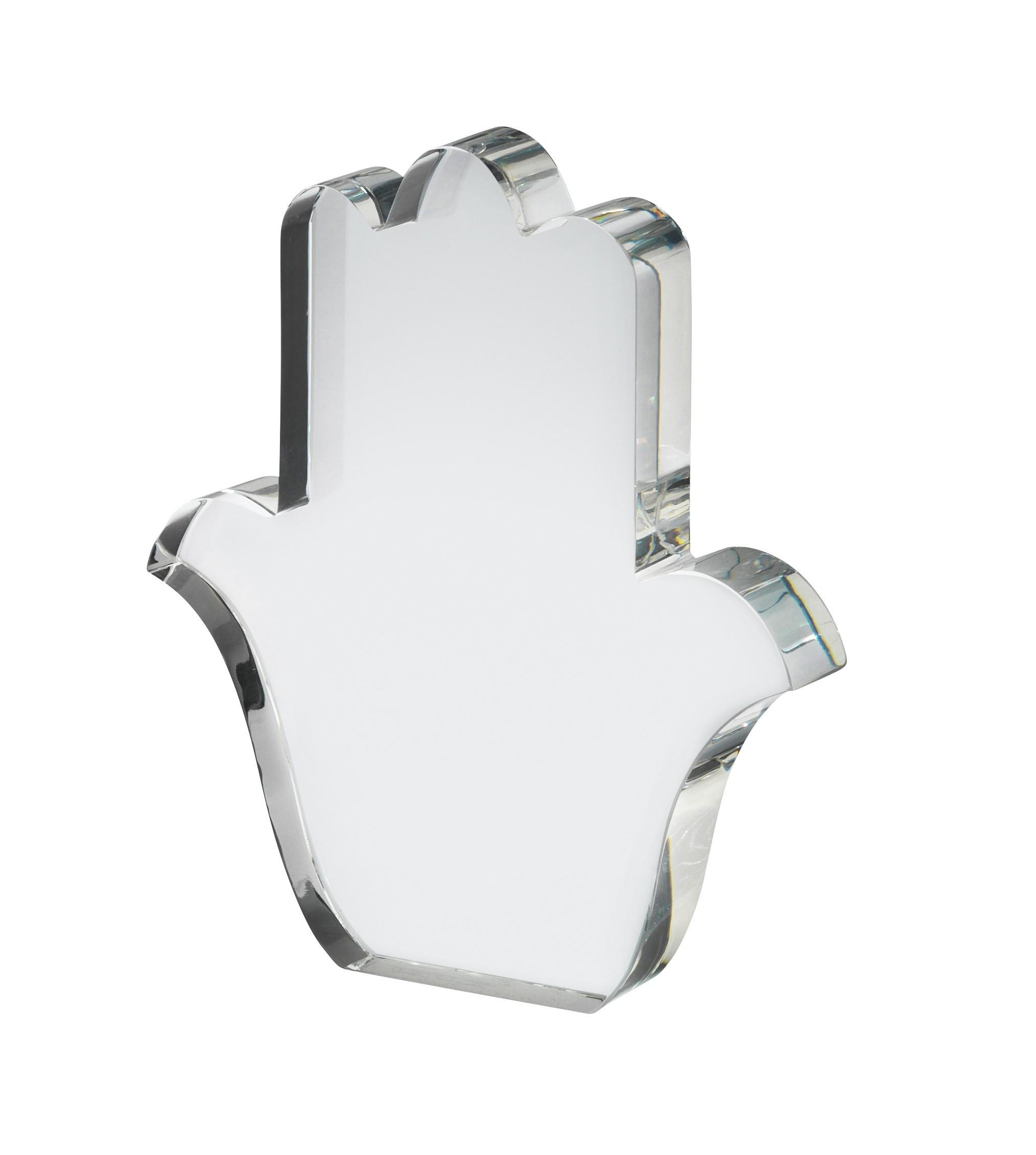 15.5cm Crystal Award in Box