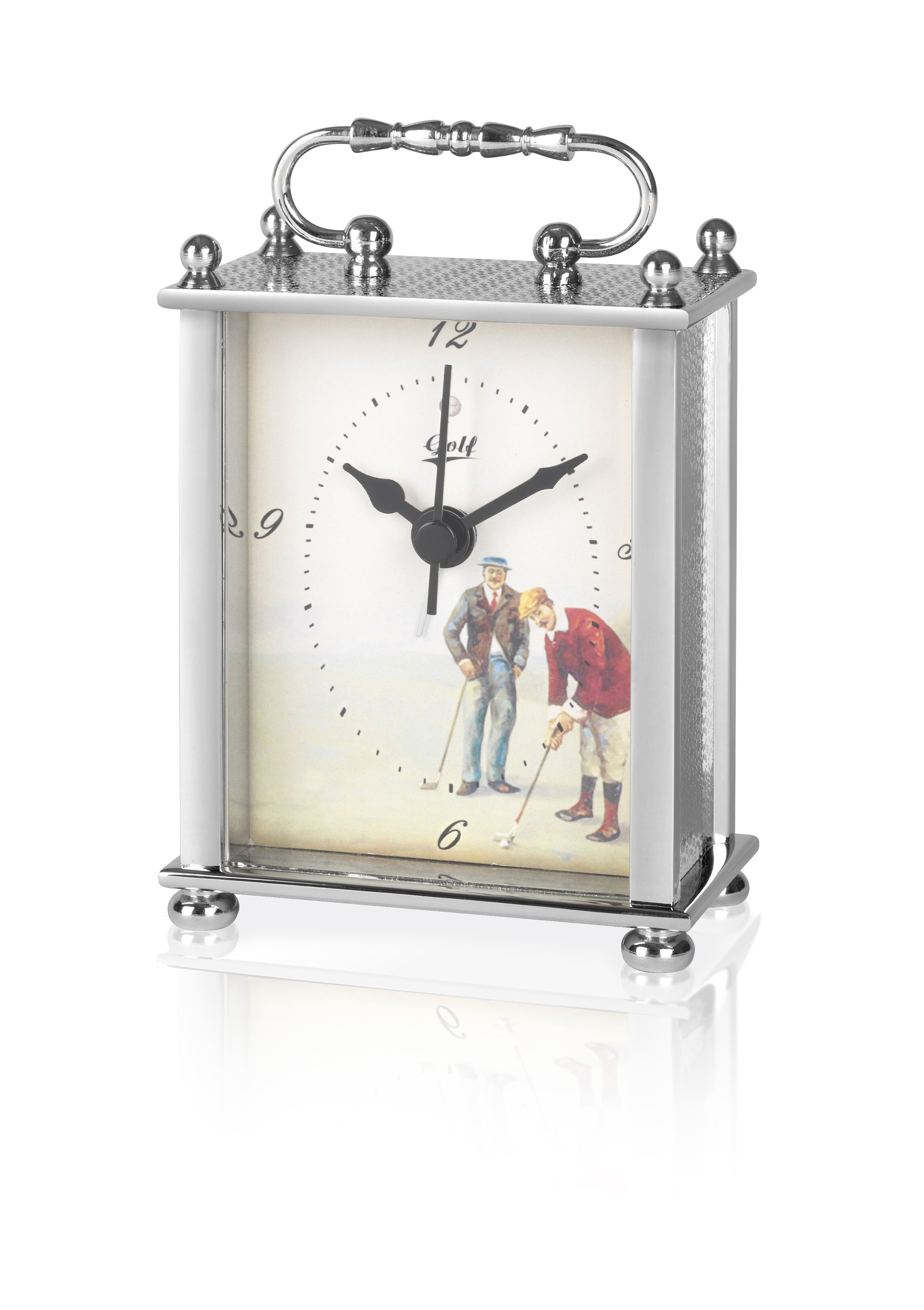 Bead Carriage Clock