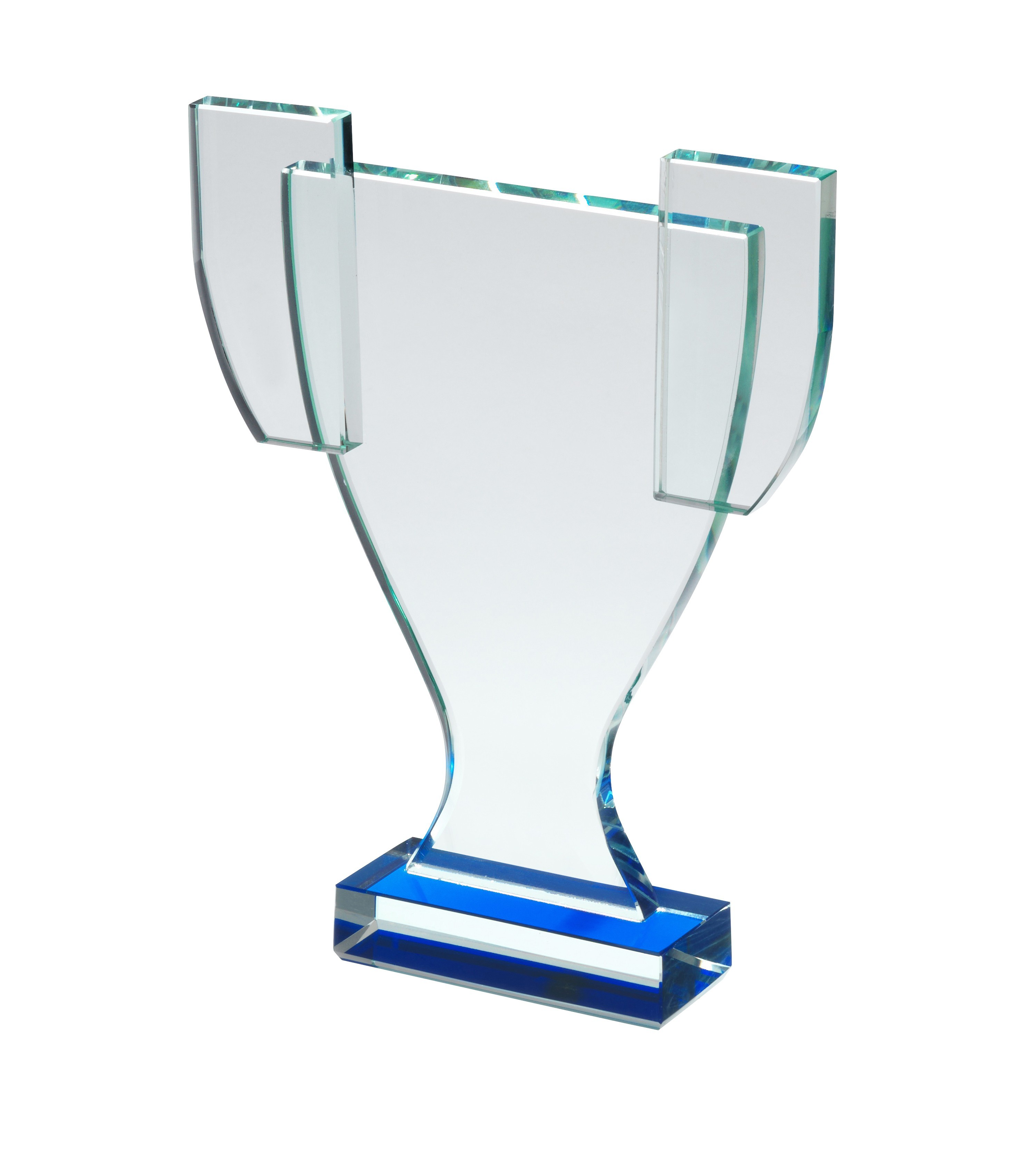 17cm Glass Award in Box