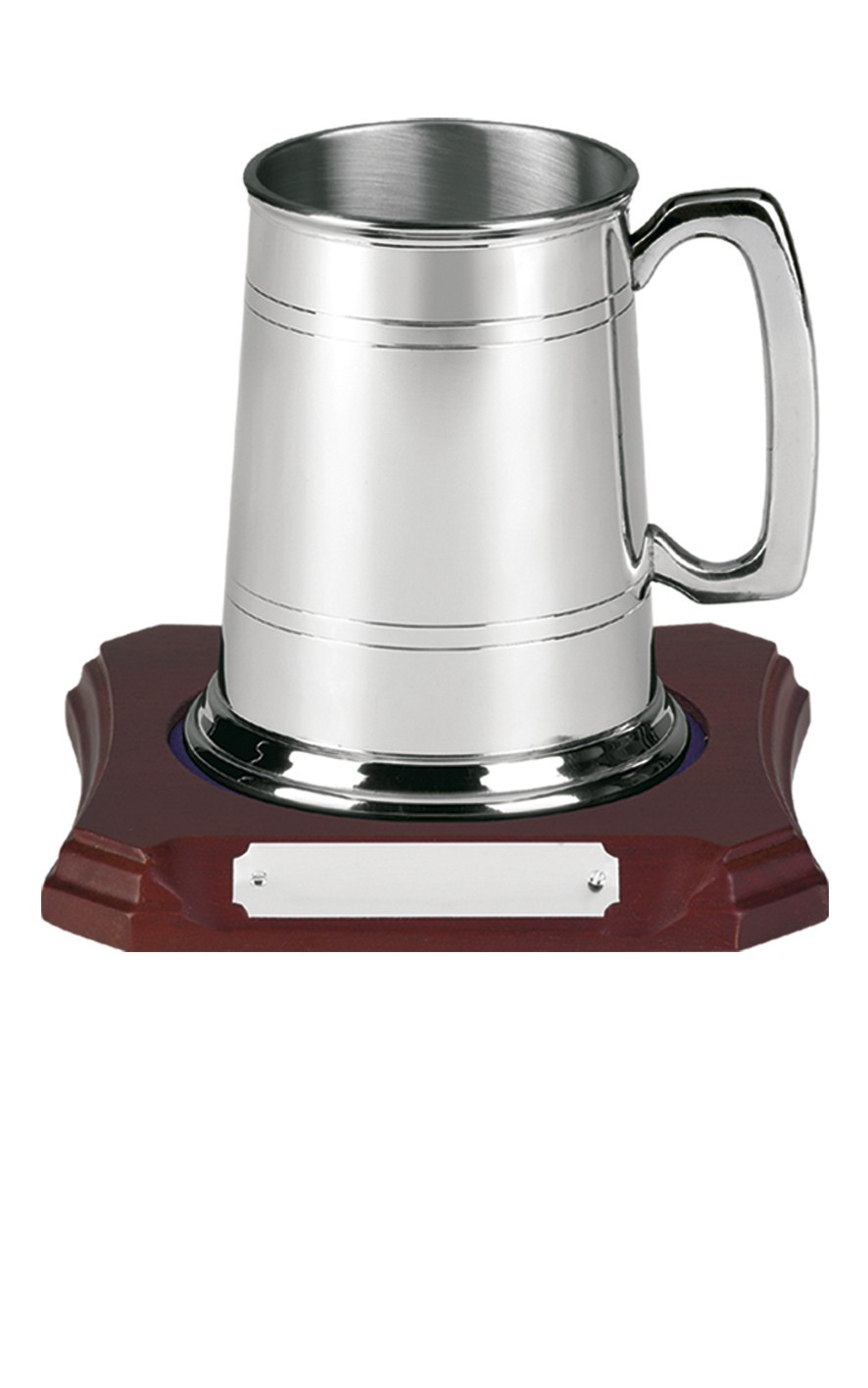 Pewter Traditional Tankard