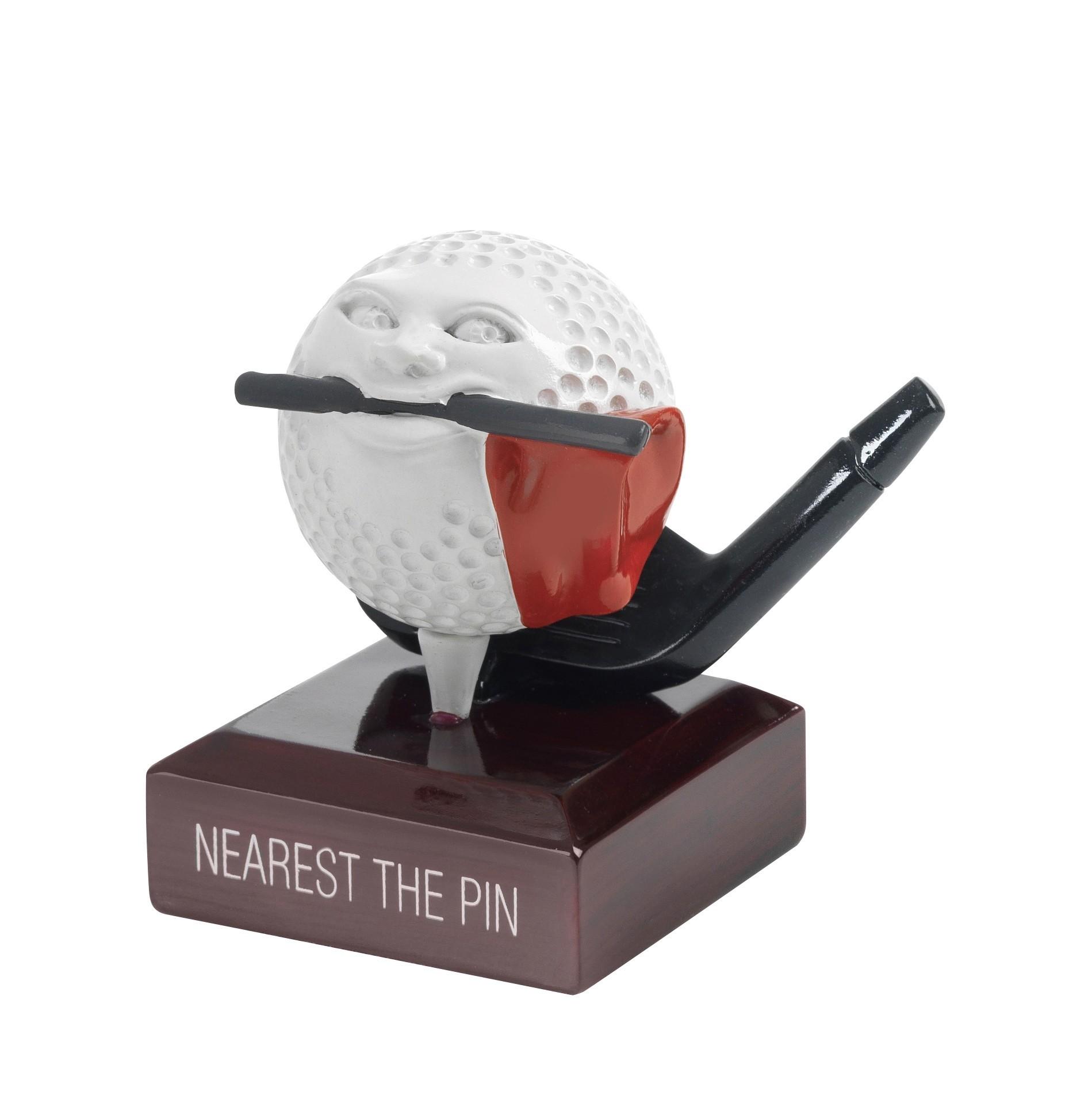 9.5cm Nearest the Pin