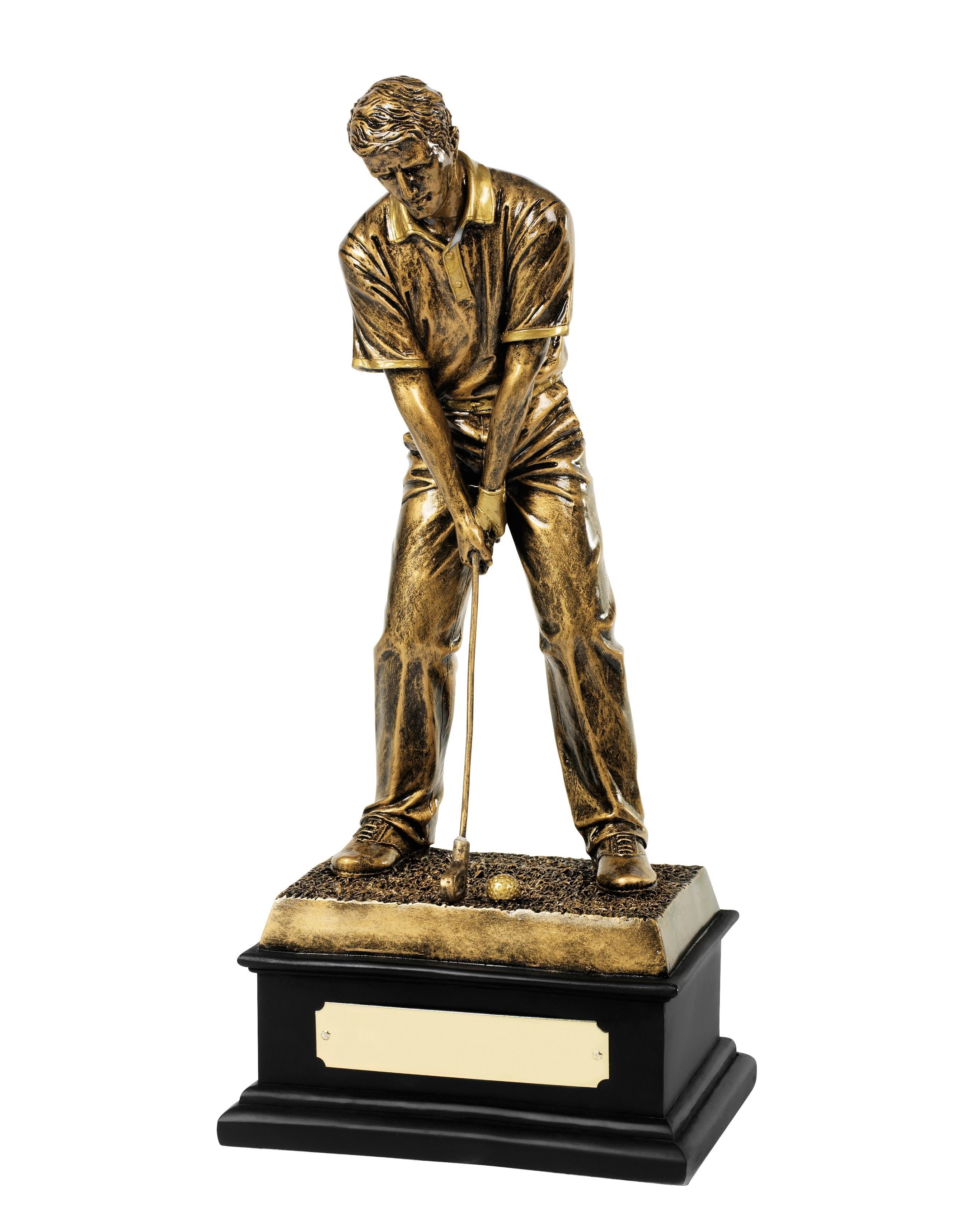 32cm Golf Figure