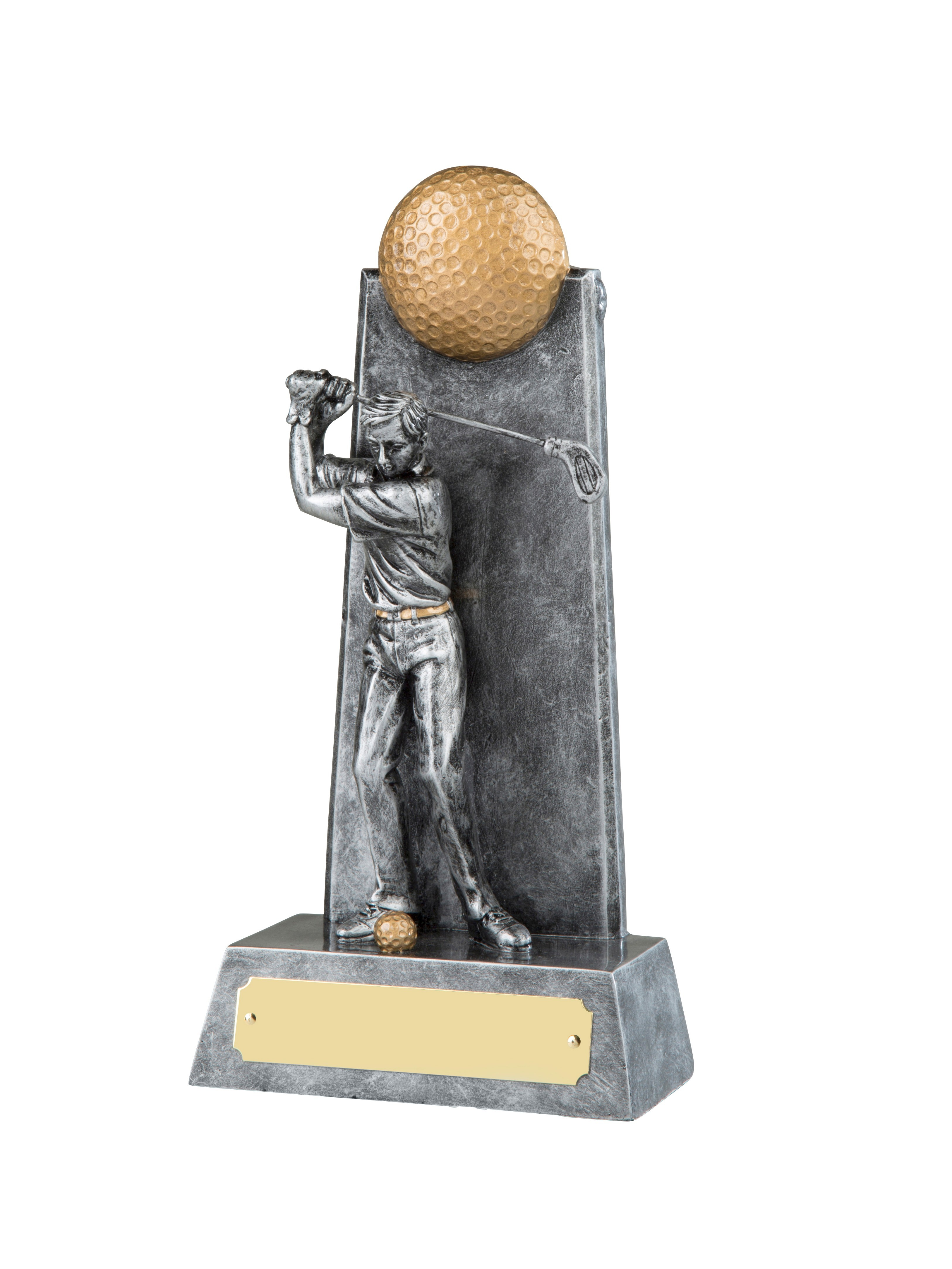 22cm Golf Award