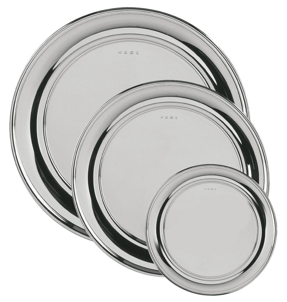 15cm Silver Salver