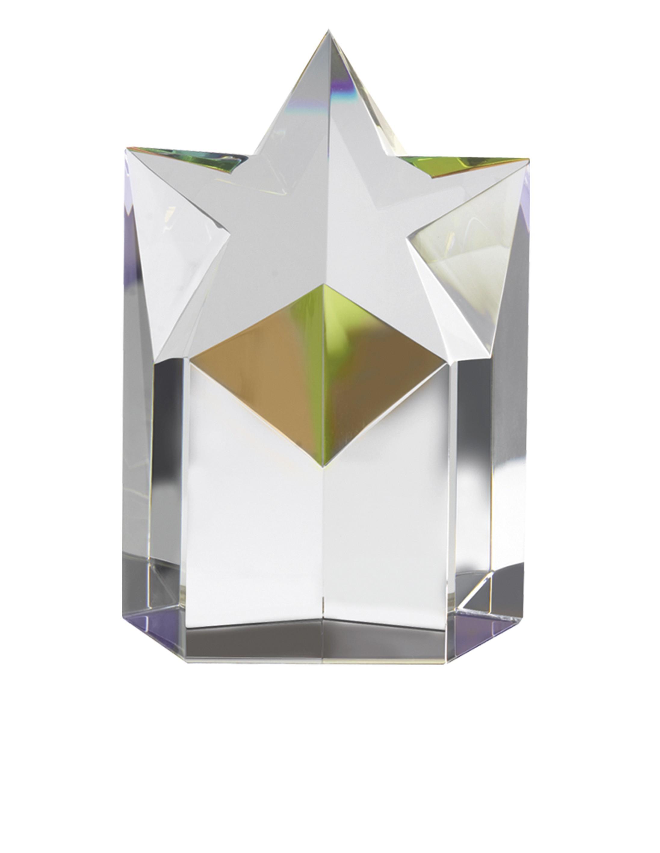 Optical Crystal Star Award