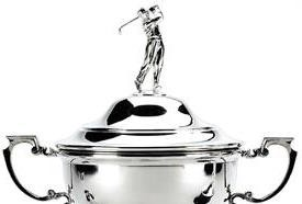 Nickel Plated Revolution Golf Lid