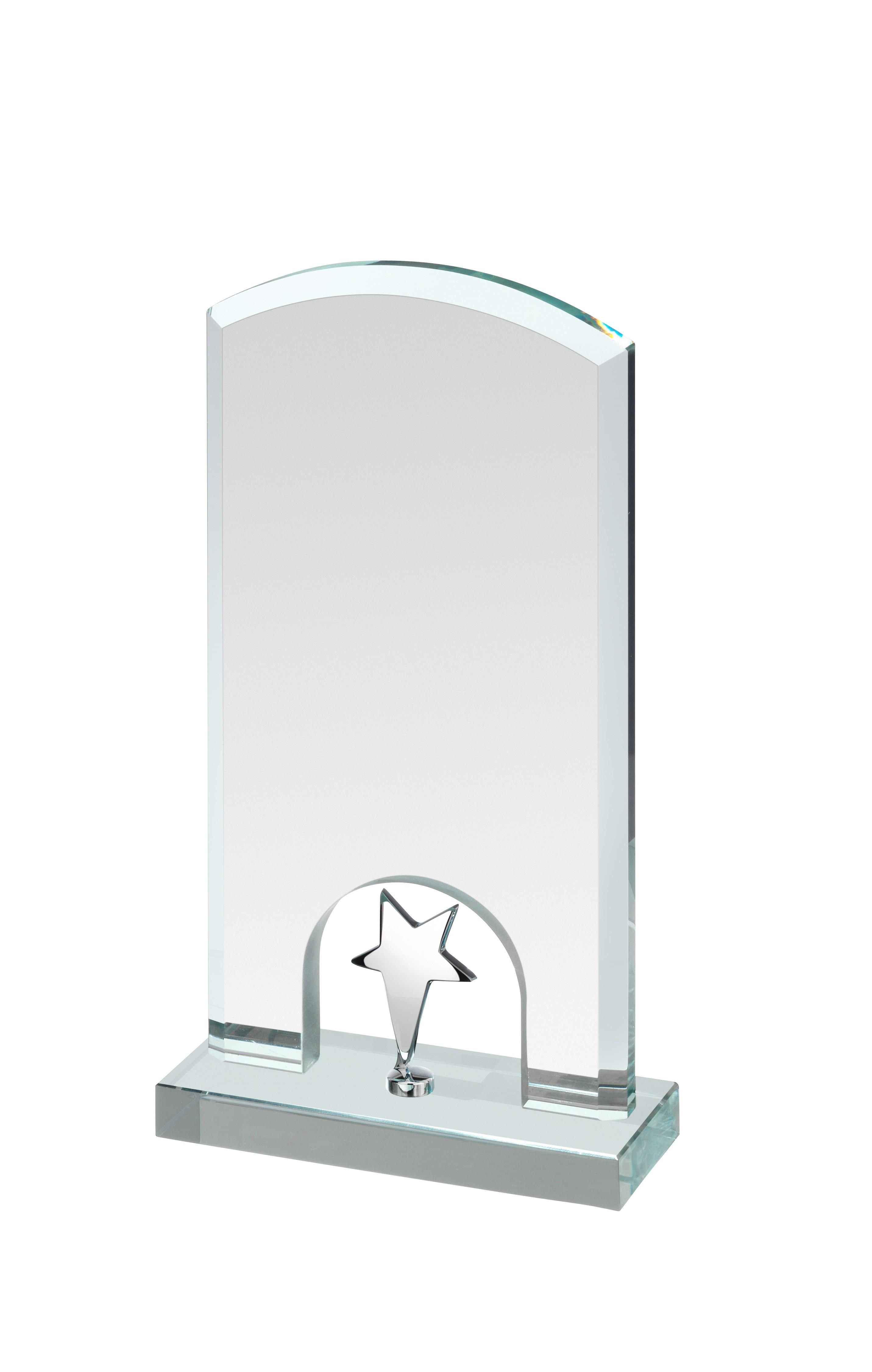 17.5cm Star Award in Box