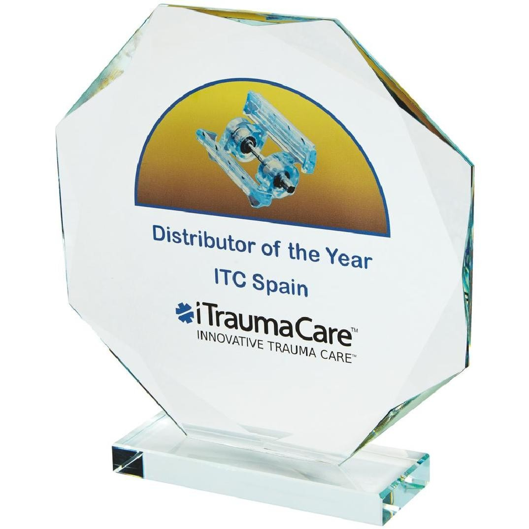 Crystal Octagon Award for Colour Printing