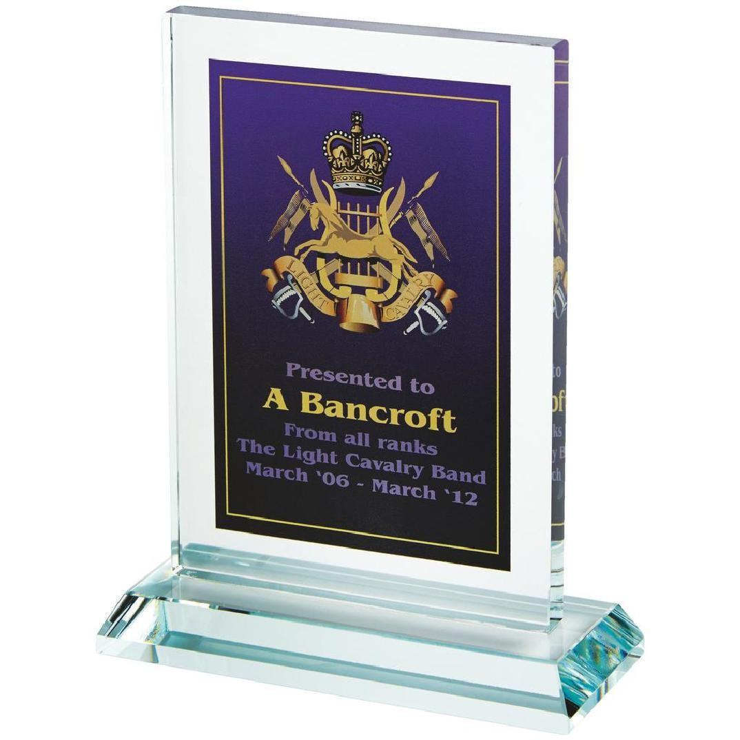 Crystal Block Award for Colour Printing