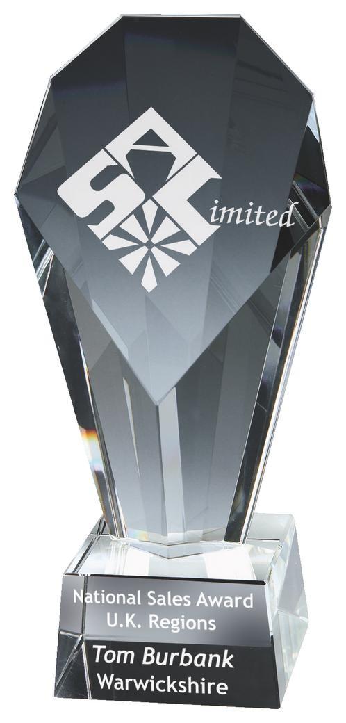 Crystal Cheers Award