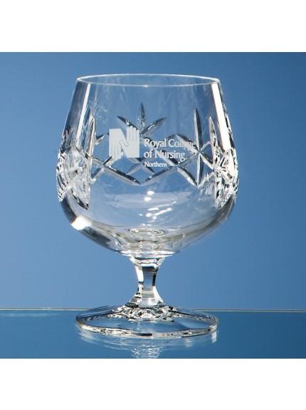 250ml Flamenco Crystalite Panel Brandy