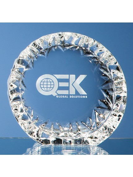 Mario Cioni Lead Crystal Tech Roundel