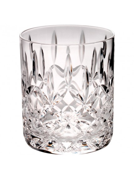 10.5cm 405Ml Whiskey Glass - Fully Cut