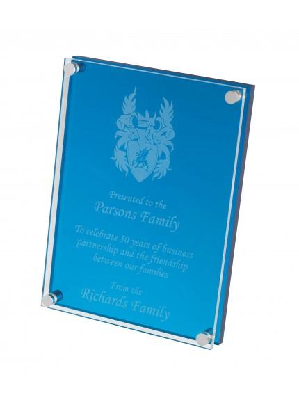 8x6 inch Acrylic Award