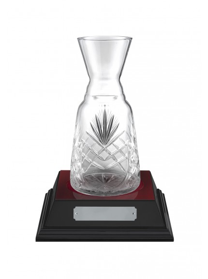 SBA Hand Cut Crystal Award - 3 Sizes