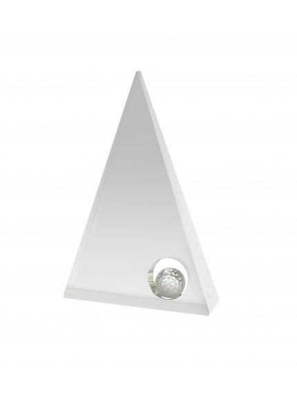 Golf Crystal Award