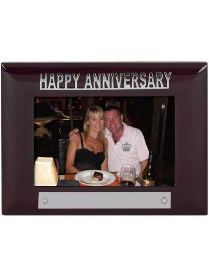Happy Anniversary Photoframe