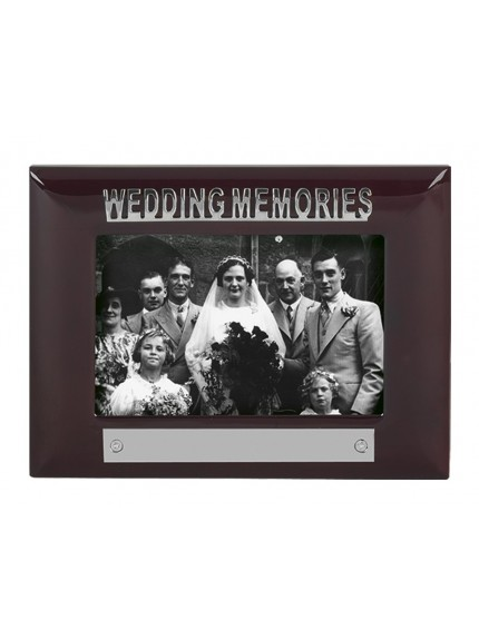Wedding Memories Photoframe