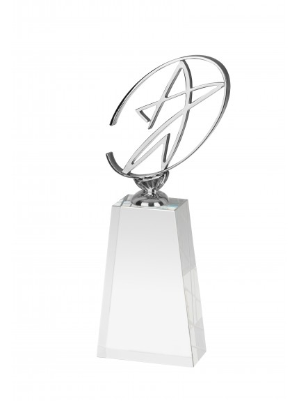 Crystal Star Award in Box
