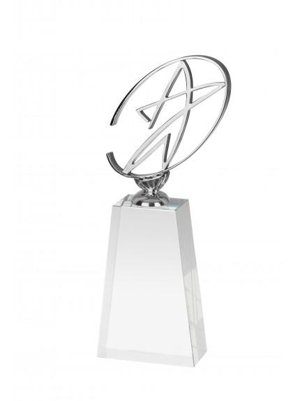 Crystal Star Award in Box