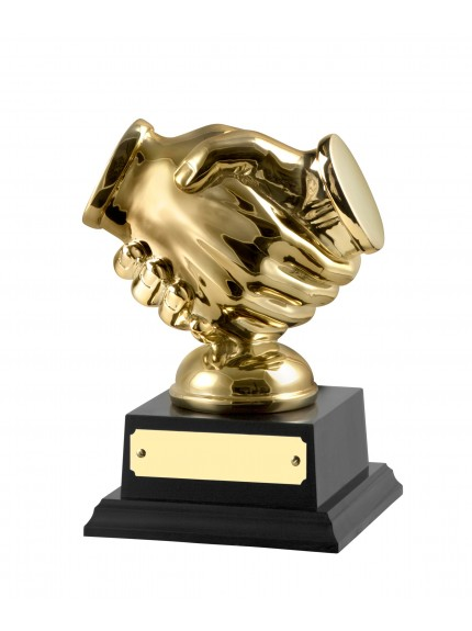Bright Gold Finish Award