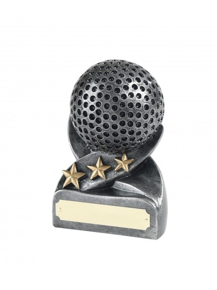 MB (P) Golf Ball Award - 2 Sizes
