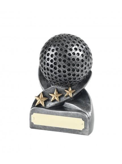 MB (P) Golf Ball Award - 2 Sizes