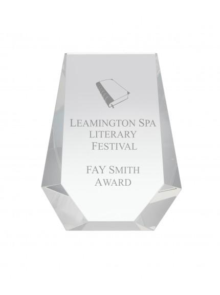 Crystal Award in Box