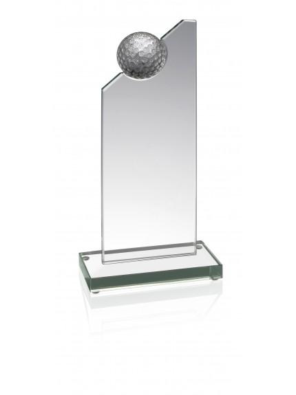 Golfer's Pocket Watch