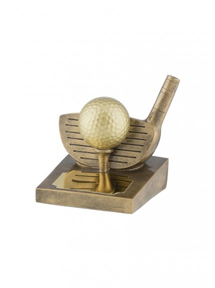 MB 10cm Golf Award