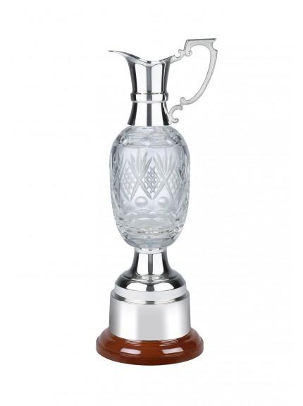 SBD 32.5cm Crystal Body St Annes Award