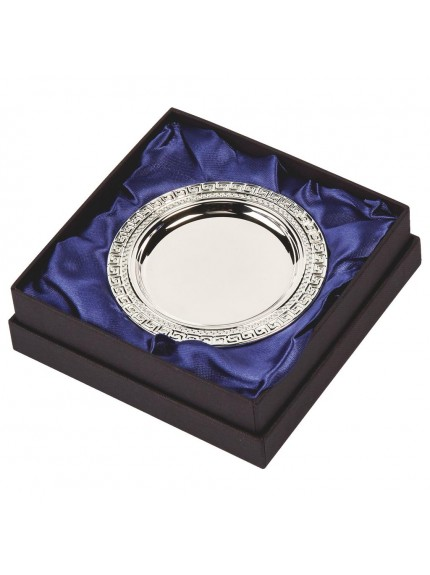 Silver Plated Salver in Case - Available in 6 sizes